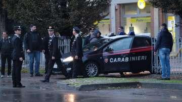 Заложническата криза в Италия завърши благополучно