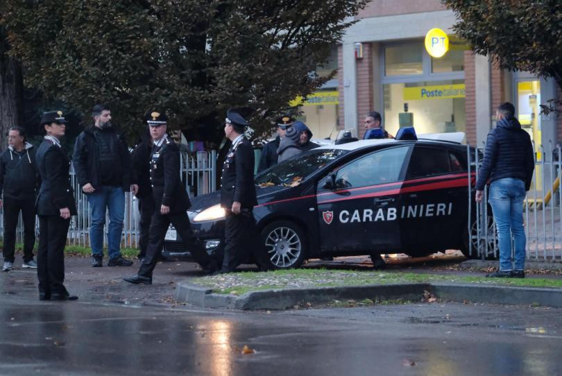 Заложническата криза в северния италиански град Реджо Емилия завърши благополучно.