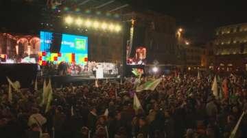 Италианците гласуват на референдум за промени в Конституцията