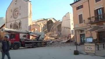 Земетресение от 6.5 по Рихтер разлюля централната част на Италия