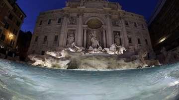 Фонтаните във Ватикана пресъхнаха заради сушата в Рим