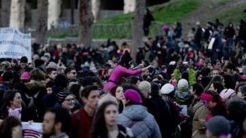 Шествия и протести за Международния ден на жената по света