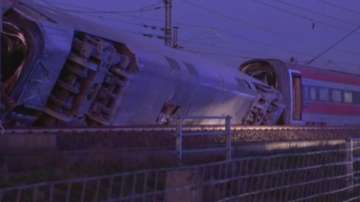 Двама загинали при влакова катастрофа в Италия