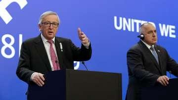 Юнкер е обсъдил с Йълдъръм предстоящата среща ЕС-Турция във Варна