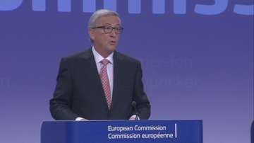 Юнкер обвърза бъдещето на Шенген с еврозоната
