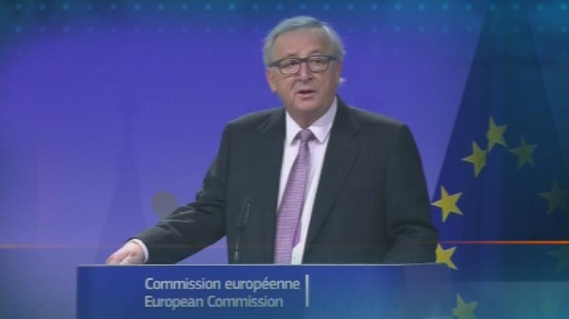 Председателят на Еврокомисията Жан Клод Юнкер заяви, че никой няма