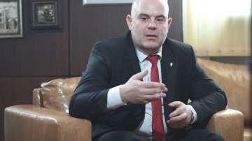 Иван Гешев пред БНТ: Прокуратурата е против това да бъде извън съдебната власт