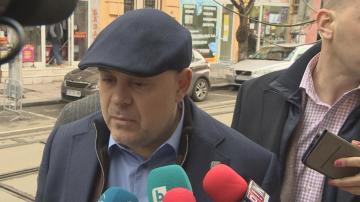 Иван Гешев: Ако трябва, ще осигурим и психологическа помощ на Васил Божков