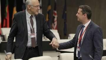 Среща на председателите на комисиите по енергетика на парламентите от ЕС