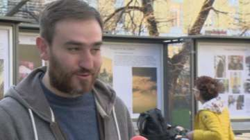 Откриха фотоизложба с красивите мигове в София