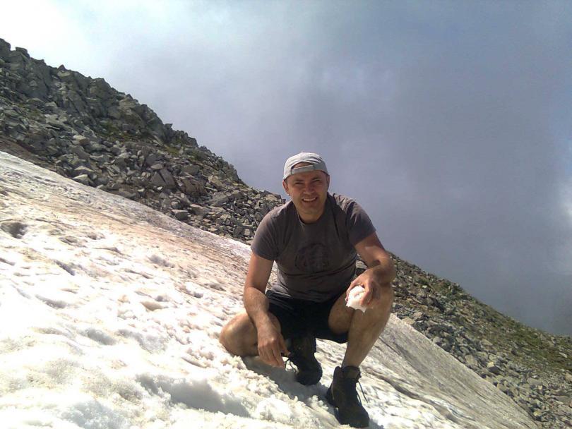 снимка 1 Загиналият в Тяншан българин е колега от БНТ