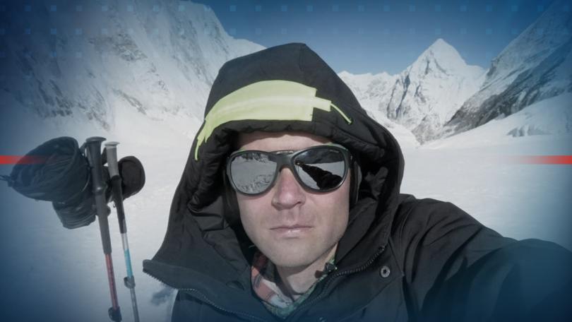снимка 1 Има вероятност тялото на Иван Томов да бъде свалено от връх Лхотце