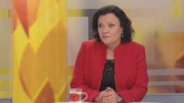 Ивелина Василева: Не е драма, че кабинетът обвърза евентуална оставка с изборите