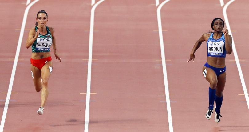 снимка 4 Ивет Лалова отива на финал на Световното в Доха