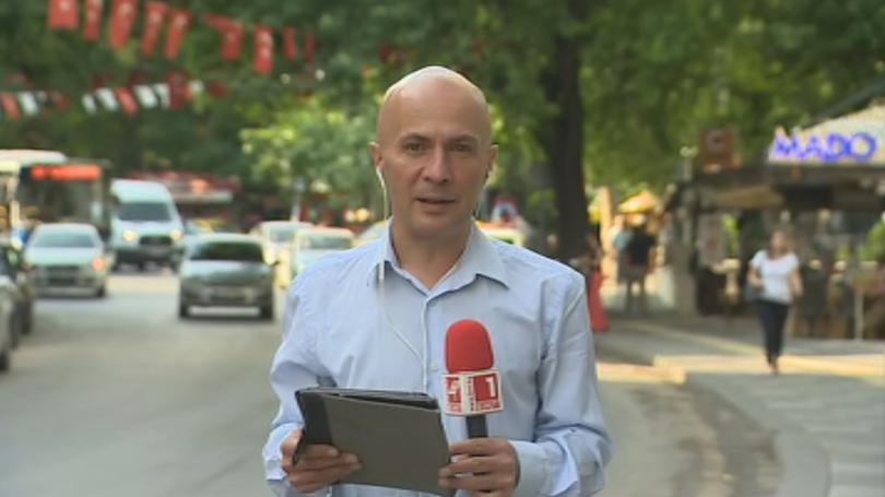 Трима мъже нападнаха журналиста Иво Никодимов в центъра на София