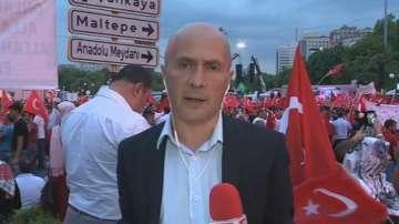 От нашите пратеници: Хората очакват Ердоган на митингите в Анкара