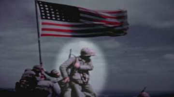 Кой вдига знамето на Иво Джима?