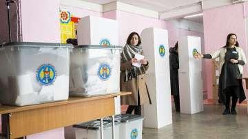 Без явен победител на изборите в Молдова