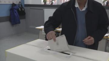 Президентски избори се провеждат в Румъния