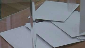 Междинни резултати от националния референдум