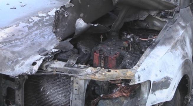 десетина автомобила изгорели паркинг бул монтевидео