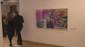 """Изложбата """"Имане"""" връща Хубен Черкелов от Ню Йорк в България след 18 години"""