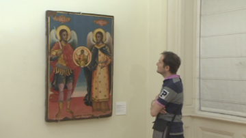 Изложба разказва за пътя от иконата до светския портрет в изкуството