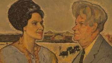 Националната галерия представя изложба с портрети от Златю Бояджиев