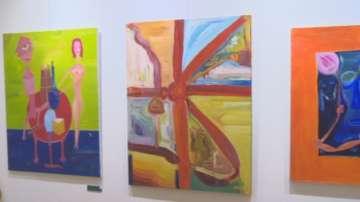 Изложба на Добромир Манев в галерия Финес