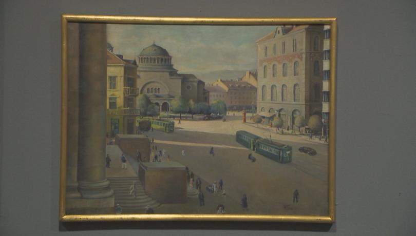Изложба отбелязва 140-години от обявяването на София за столица. Тя