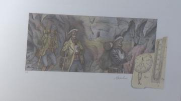 Изложба на Ясен Гюзелев в галерия Арте