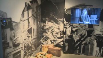 Изложба показва бомбардировките над София
