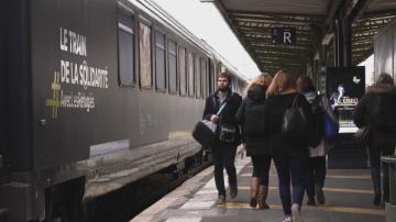 Пътуваща изложба за живота на бежанците гостува в Париж