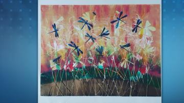 Цветелина Спиридонова представя новата си изложба Любовта