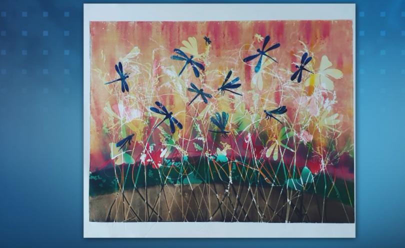 Цветелина Спиридонова представя в новата си изложба различна посока, свързана