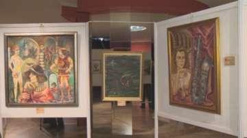 Актьори и музиканти показват таланта си и като художници в обща изложба