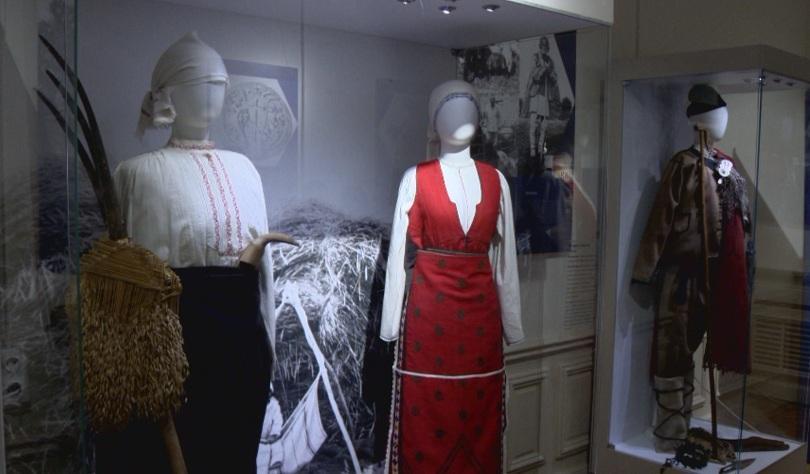 Етнографският музей при БАН с експозиция, посветена на живота и