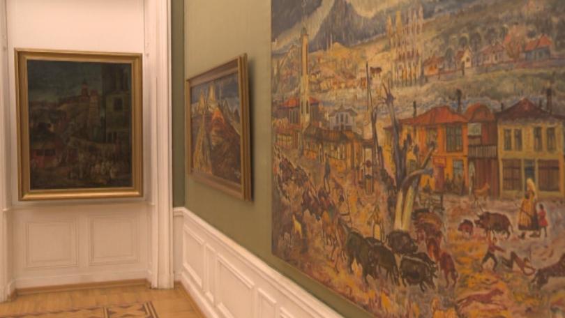 Колекция на Боян Радев - българска живопис