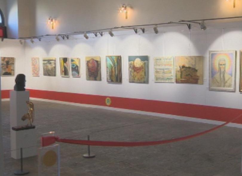 Български творци с изложба в Истанбулския университет. Повече от 30