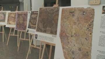 Изложба на Антарктически карти в Истанбул