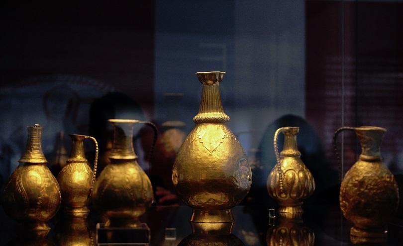 Пет от най-големите златни съкровища, открити по българските земи, показва