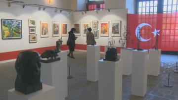 Изложба на български творци в Истанбулския университет