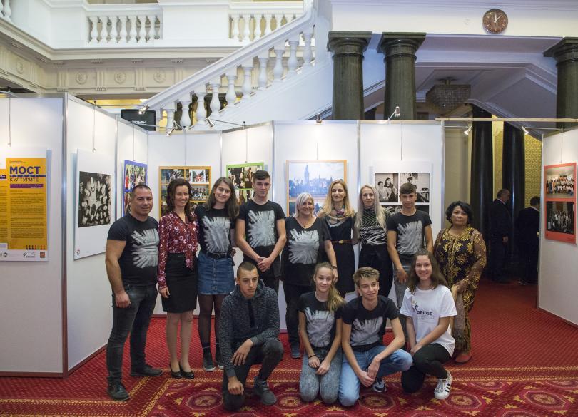 В Народното събрание на България се състоя официалното откриване на