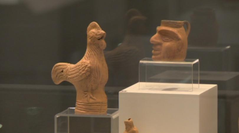 Незнайни истории от зората на човешката цивилизация разказва изложбата на