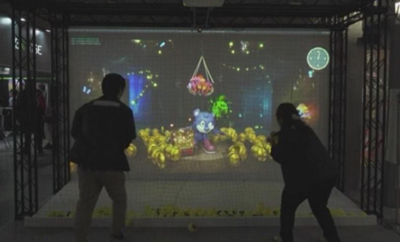Снимка: Изложение на свръхтехнологиите в Токио