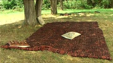 """Провокацията на изложбата """"Закуска на тревата"""" от село Стоките"""