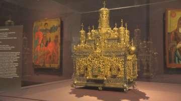 НИМ с изложба на християнско изкуство в Третяковската галерия в Москва
