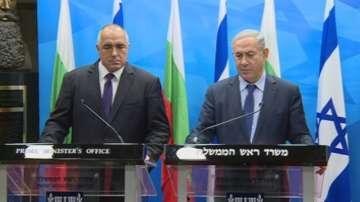 Бенямин Нетаняху посрещна Бойко Борисов като скъп приятел в Израел