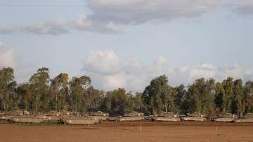 Размяната на ракетни удари между Израел и Хамас продължава
