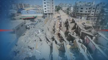 Примирие след ракетните удари срещу Израел